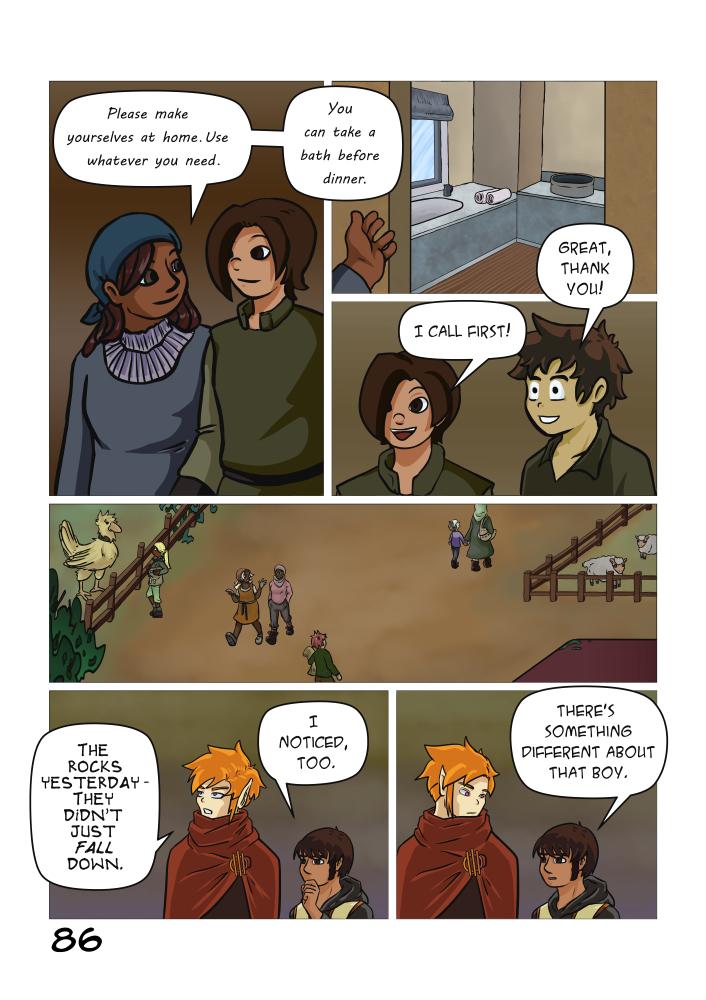 Page 86 – False Deity
